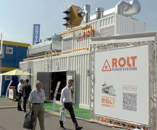 ROLT power systems на MIOGE-2013